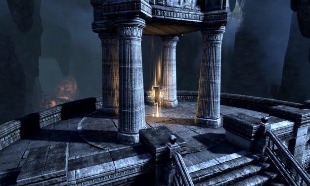 Elder Scrolls Online's Wrathstone DLC will arrive in March for console