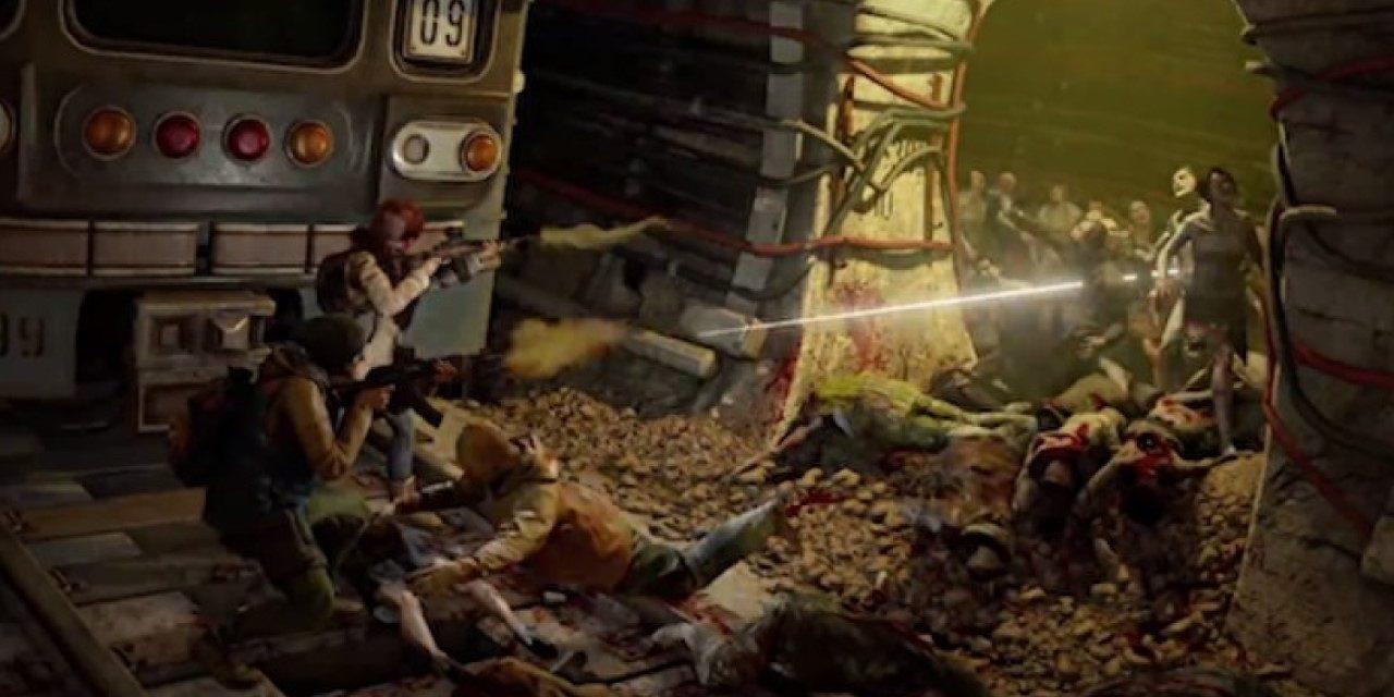 Co-op shooter World War Z set to arrive in April