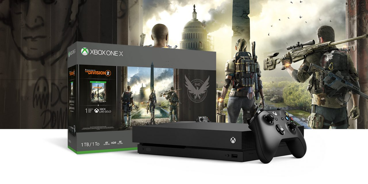 Another Game, Another Xbox One Bundle
