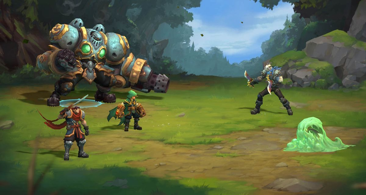 Battle Chasers: Nightwar Fights Its Way To Mobile This Summer