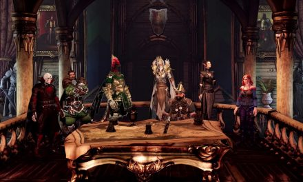 A New Divinity Game 'Fallen Heroes' Announced By Larian Studios