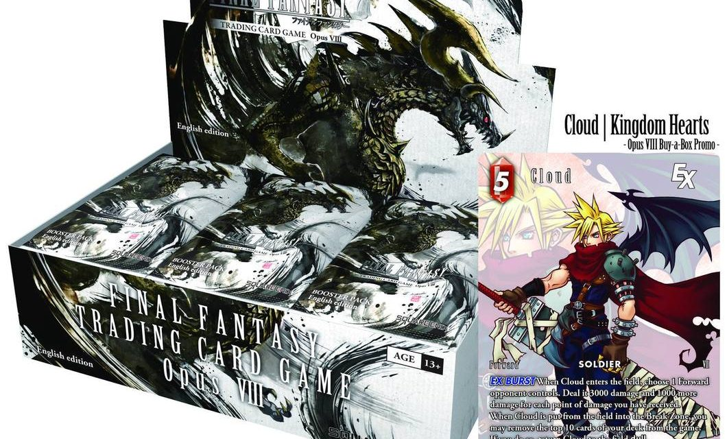 New Set Available for Final Fantasy Trading Card Game