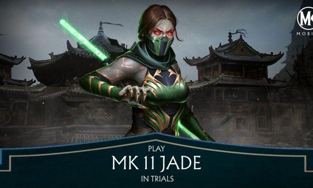 Mortal Kombat 11 Characters Added To Mortal Kombat Mobile