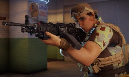 New Content Available For Rainbow Six Siege