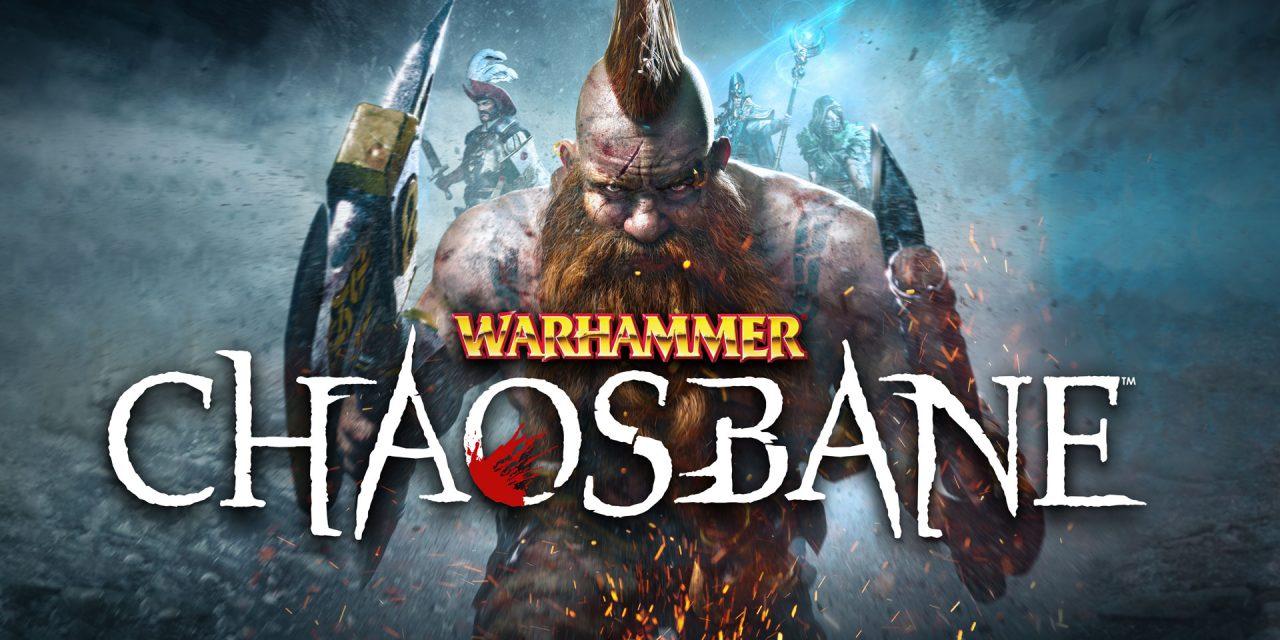 Play Warhammer: Chaosbane at EGX Rezzed