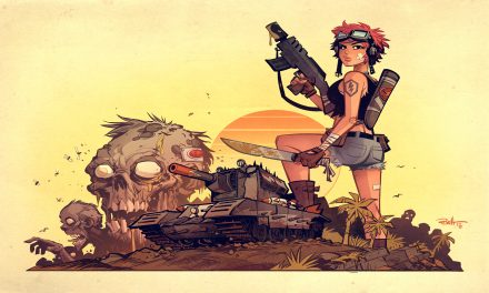 Tank Girl Smashes Into The World of Tanks Blitz