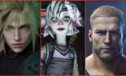 The Weekly News Roundup – Borderlands 3, lots of Final Fantasy, and Wolfenstein