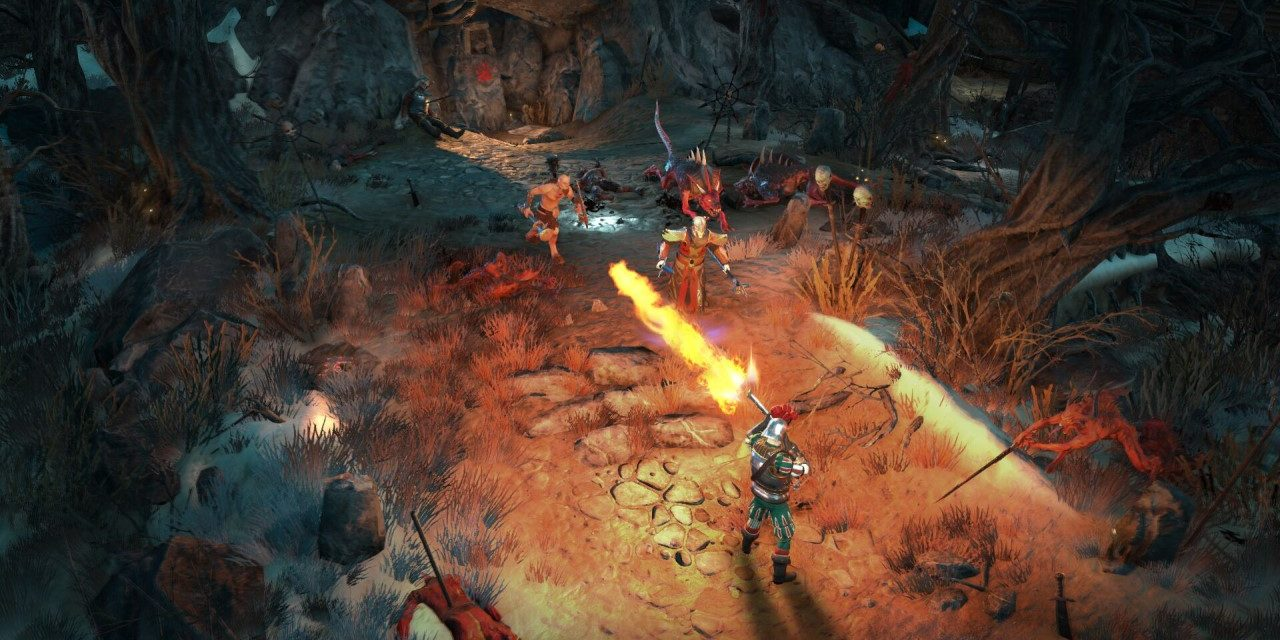 Warhammer: Chaosbane closed beta sessions arrive this week