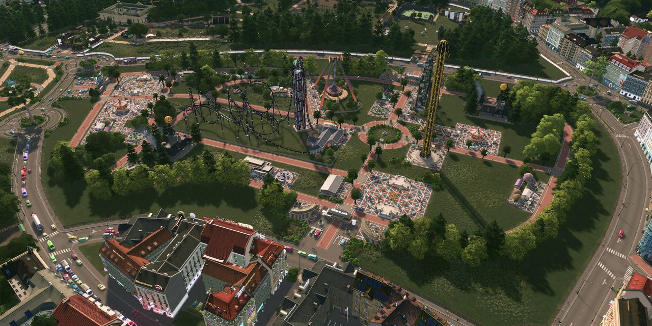 ICYMI: Parkline Add-On Now Available for Cities: Skylines