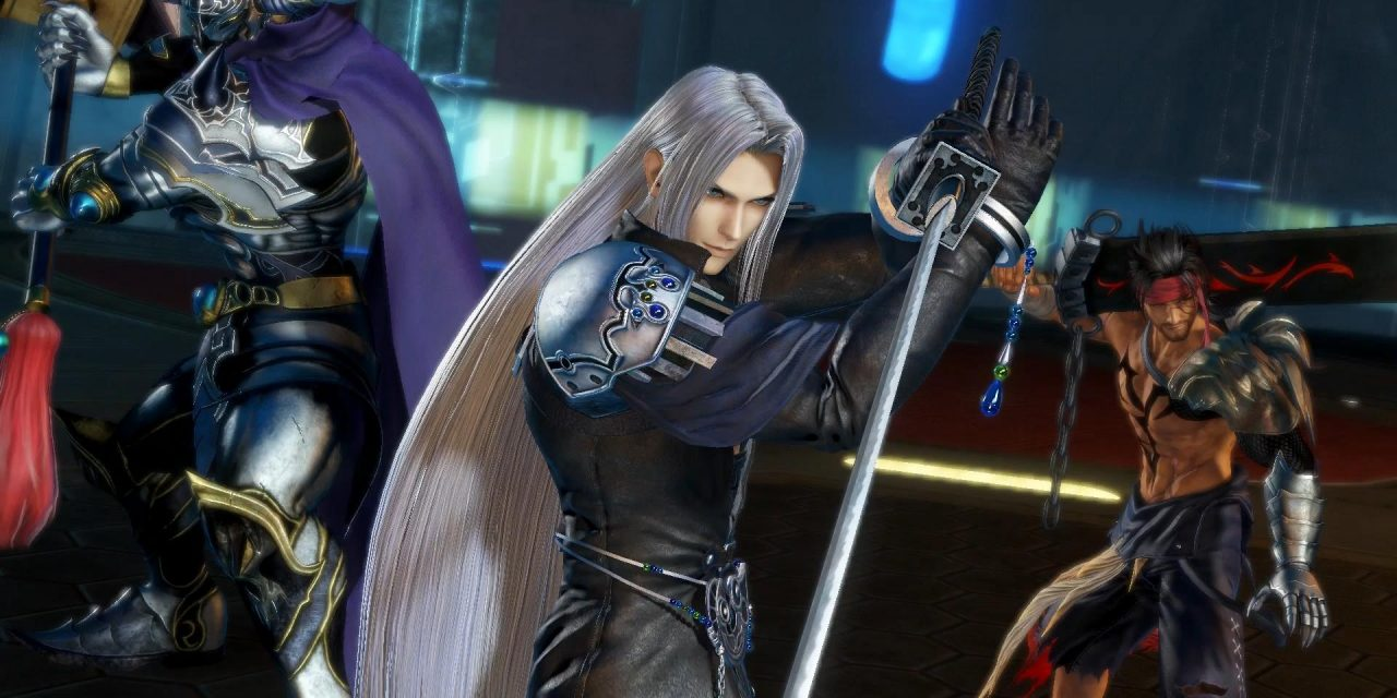 Free To Play Version Of Dissidia Final Fantasy NT Coming This Month