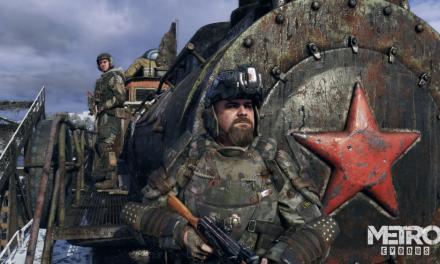 Ranger Update Available For Metro Exodus