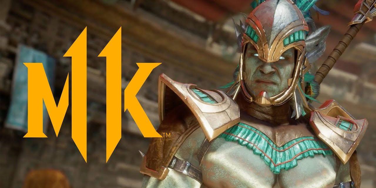 Kotal Khan Joins The Mortal Kombat 11 Roster