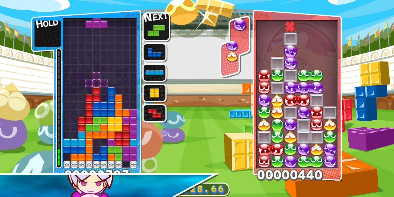 Puyo Puyo Tetris Now Available For PS4