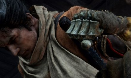 The Sekiro: Shadows Die Twice gameplay trailer shows off the snazzy looking Shinobi Prosthetic arm