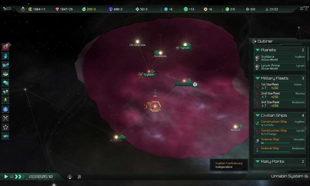Review: Stellaris: Console Edition