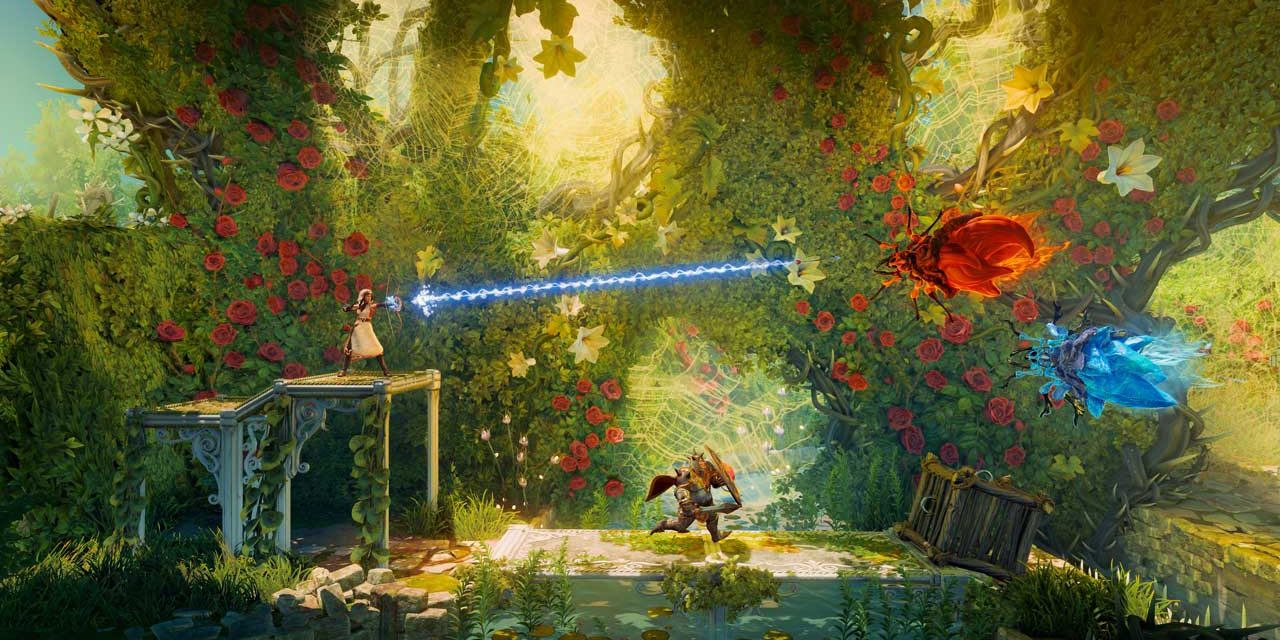 Trine 4: The Nightmare Prince is out later this year