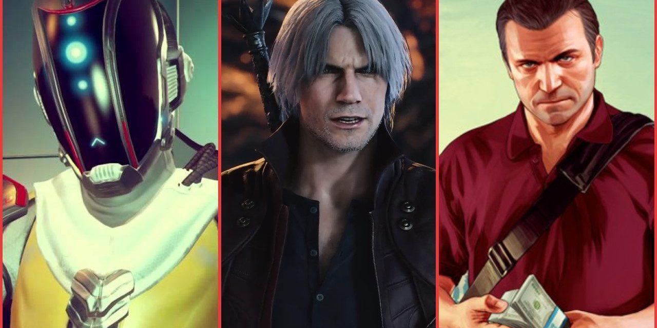 The weekly news roundup – a new No Man's Sky update, free DLC for Devil May Cry 5, and is Sony buying Take-Two?