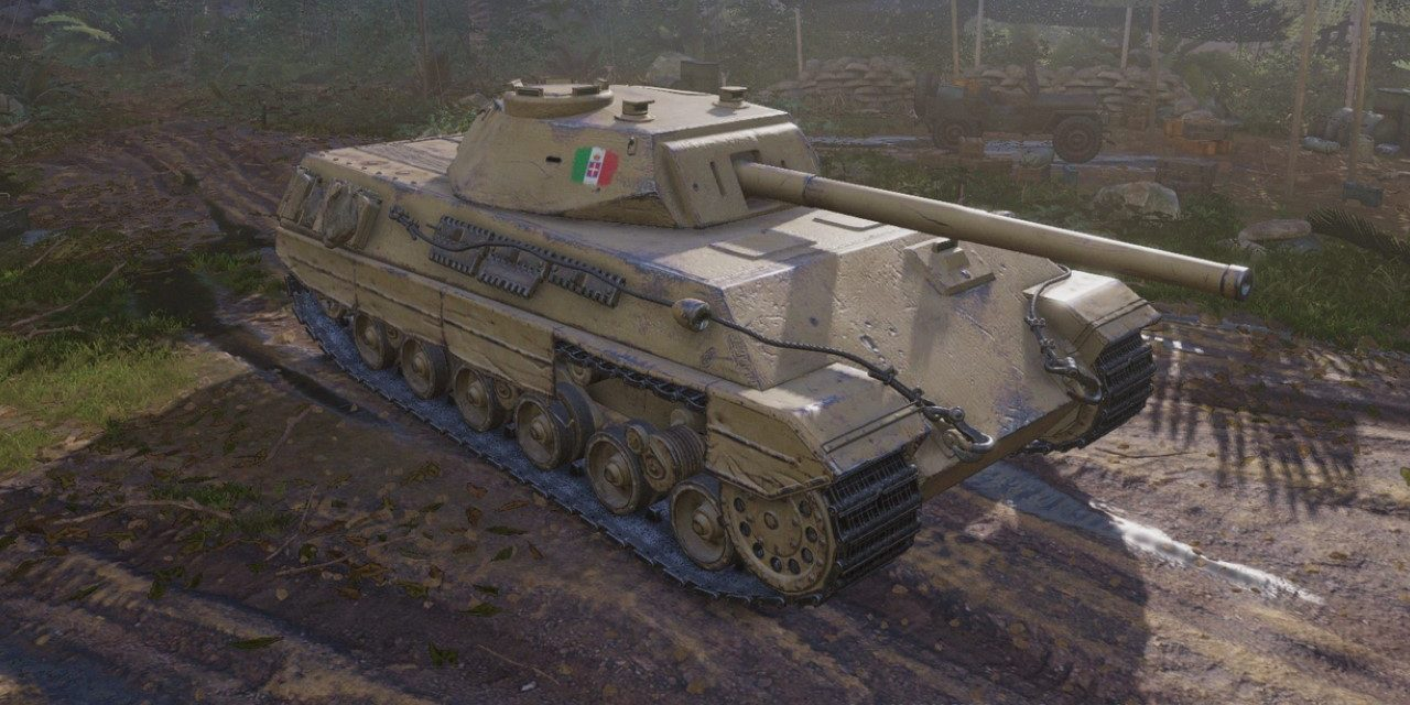 World of Tanks: Mercenaries welcomes Italy to the fray and promises a rocket to Mars later this month