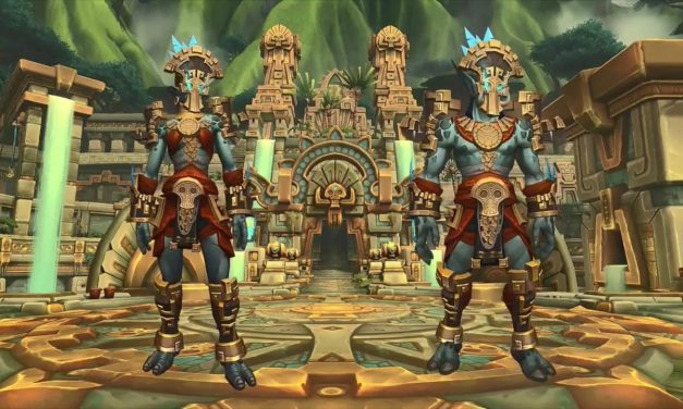 Tides of Vengeance brings a ton of new quests and more to World of Warcraft's Battle for Azeroth