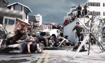 Tokyo is looking a little worse for wear in the new World War Z trailer