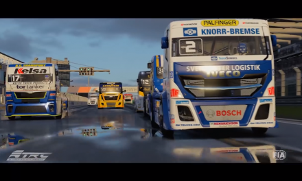 FIA European Truck Racing Championship Races To PC And Consoles This Summer