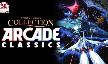 Konami's Arcade Classics Anniversary Collection Is Now Available