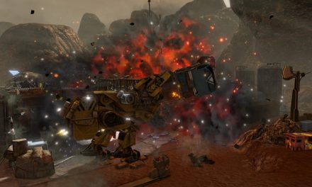 Red Faction Guerrilla Re-Mars-tered Announced For Switch