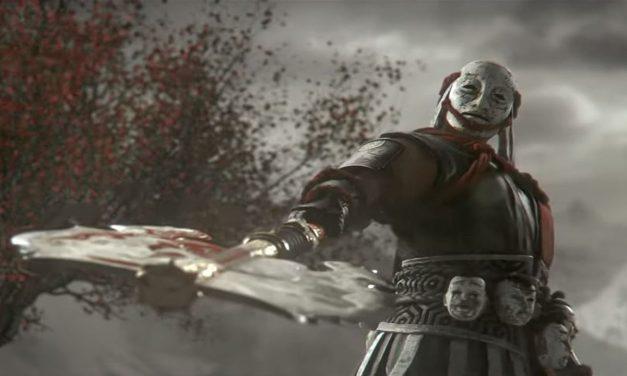 New Hero Hitokiri Is Joining The Samurai Faction In For Honor