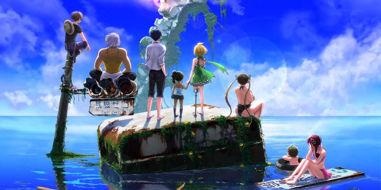 Review: Zanki Zero: Last Beginning
