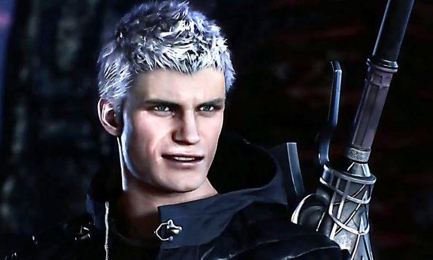 Devil May Cry 5's soundtrack will be available in devil's red vinyl later this year