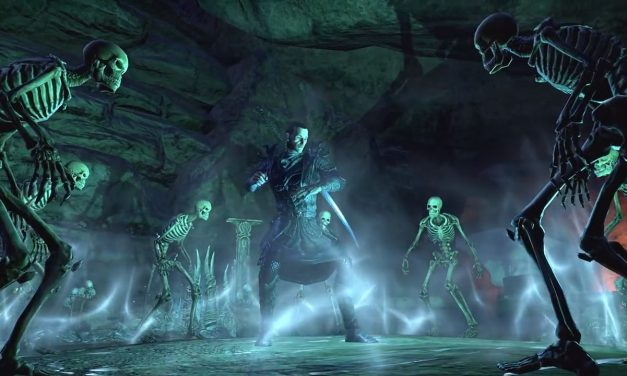 Elder Scrolls Online will finally have a Necromancer class when Elsweyr arrives later this year