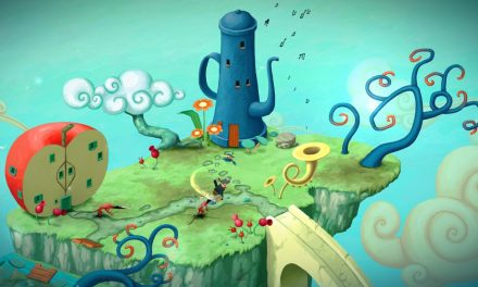 Figment's musical adventure is coming to PS4 in May