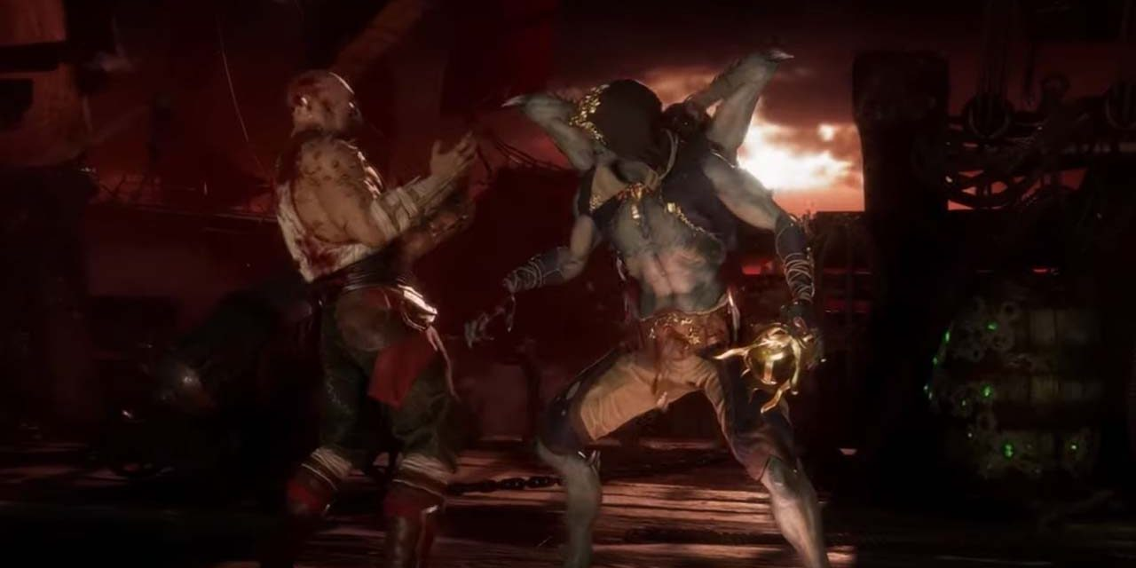 Mortal Kombat 11 introduces The Kollector in a new reveal trailer