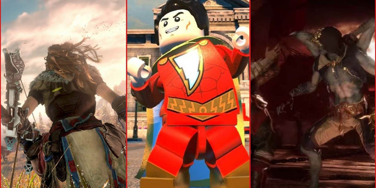 The Weekly News Roundup – Horizon Zero Dawn 2, new character reveals for Mortal Combat 11, and Shazam comes to LEGO