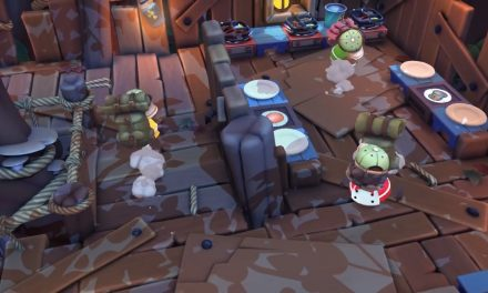 Overcooked 2 goes al fresco in the new Campfire Cook Off DLC