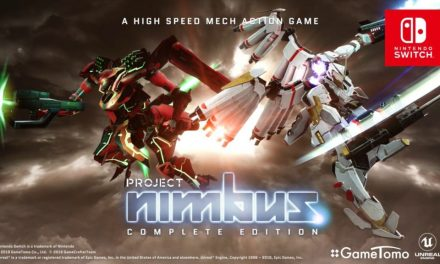 Project Nimbus: Complete Edition Announced For Switch