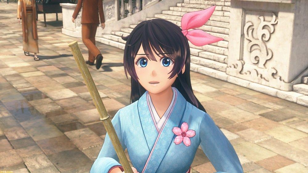 Sakura Wars Announced For PS4