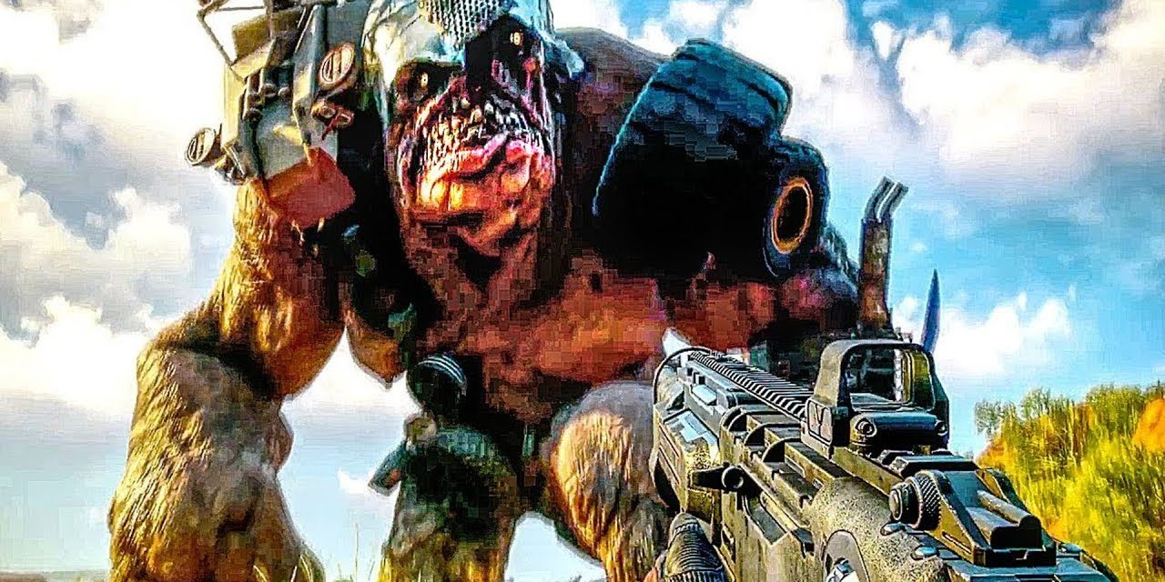 Pre-order Rage 2 and you can listen to Tim Kitzrow provide a very loud commentary in the wasteland