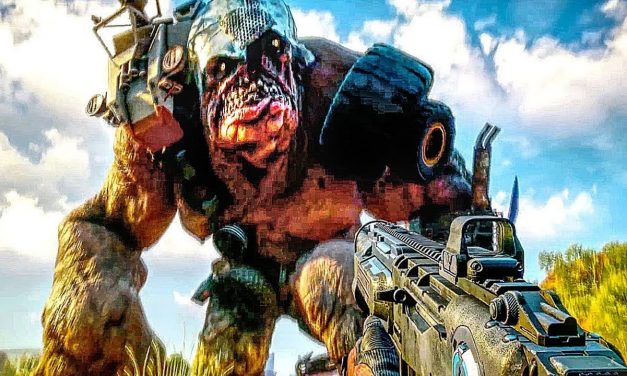 Rage 2's new trailer explains that everything wants to kill you