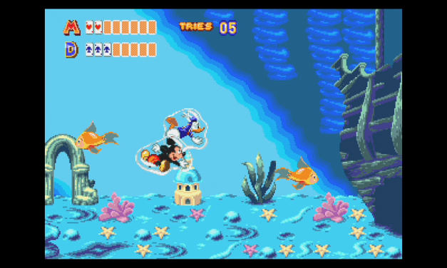 Castle of Illusion Starring Mickey Mouse And More Classics Added To The SEGA Mega Drive Mini