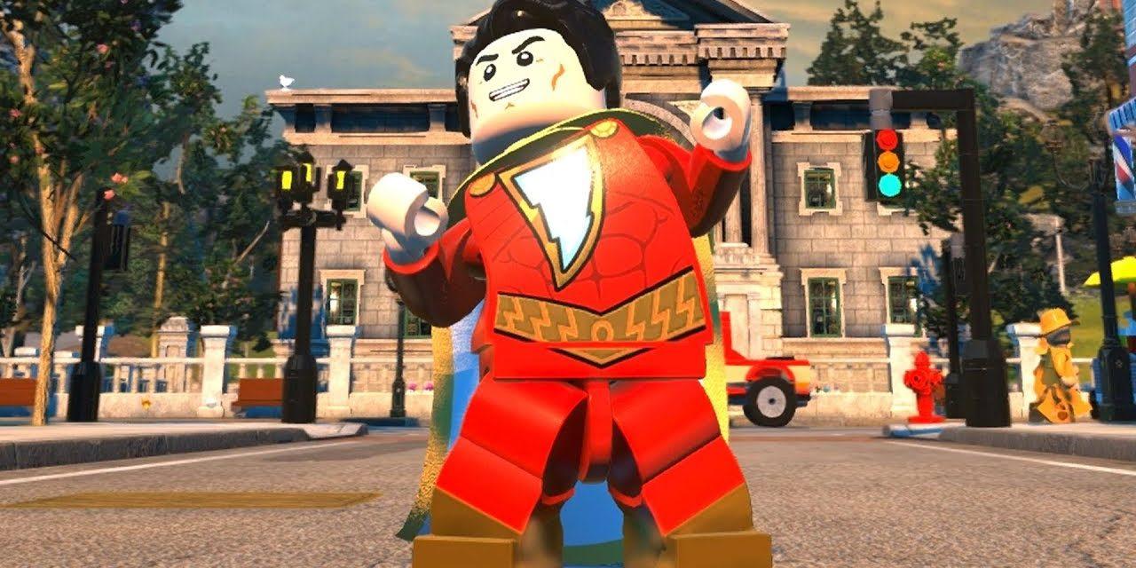 SHAZAM Lands in LEGO DC Super Villains