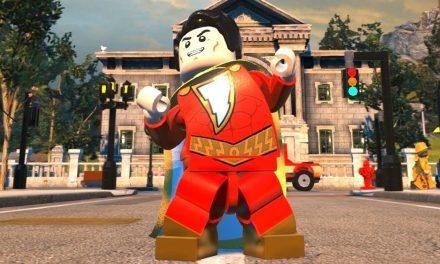 SHAZAM Lands in LEGO DC Super Villains