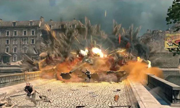 Sniper Elite V2 Remastered arrives next month