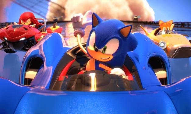 New Team Sonic Racing Trailer