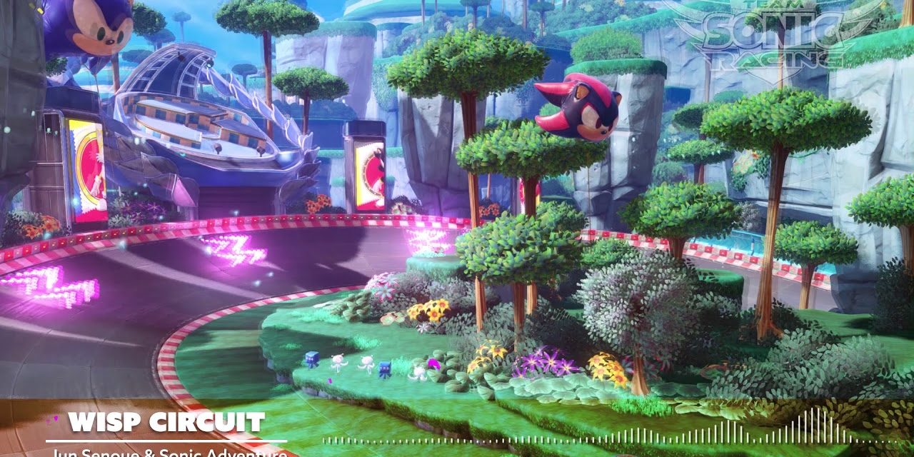 Another Track Unveiled For Team Sonic Racing