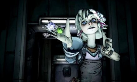 Ashly Burch is returning as Tiny Tina in Borderlands 3