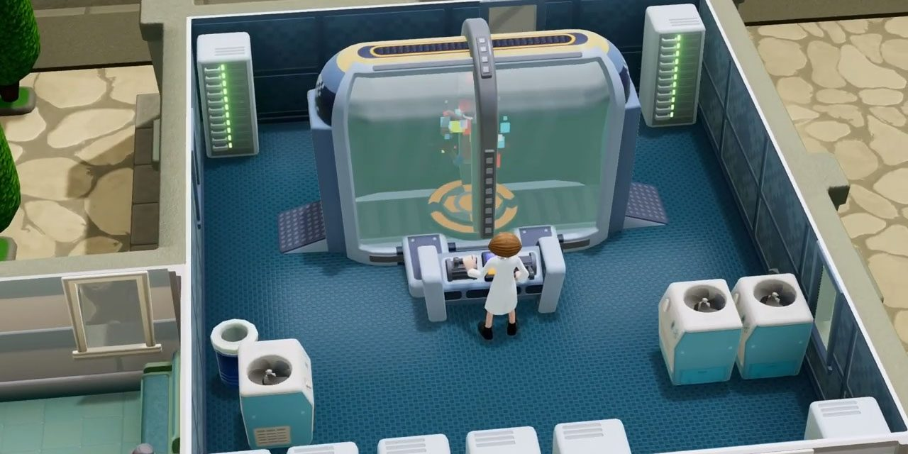 Two Point Hospital Catches The Co-Op Bug In Its Latest Update