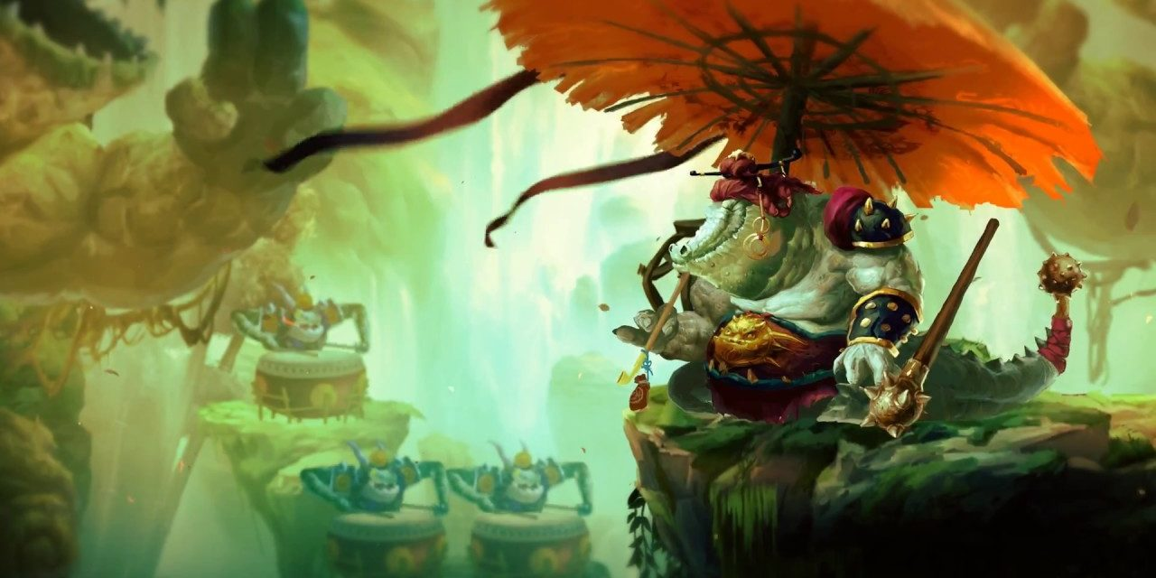 Unruly Heroes Announced For PS4