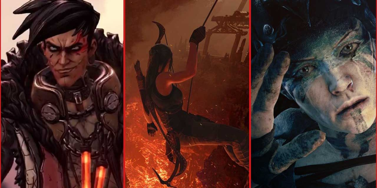 The Weekly News Roundup – Borderlands 3, Shadow of the Tomb Raider, and Hellblade on the Switch?