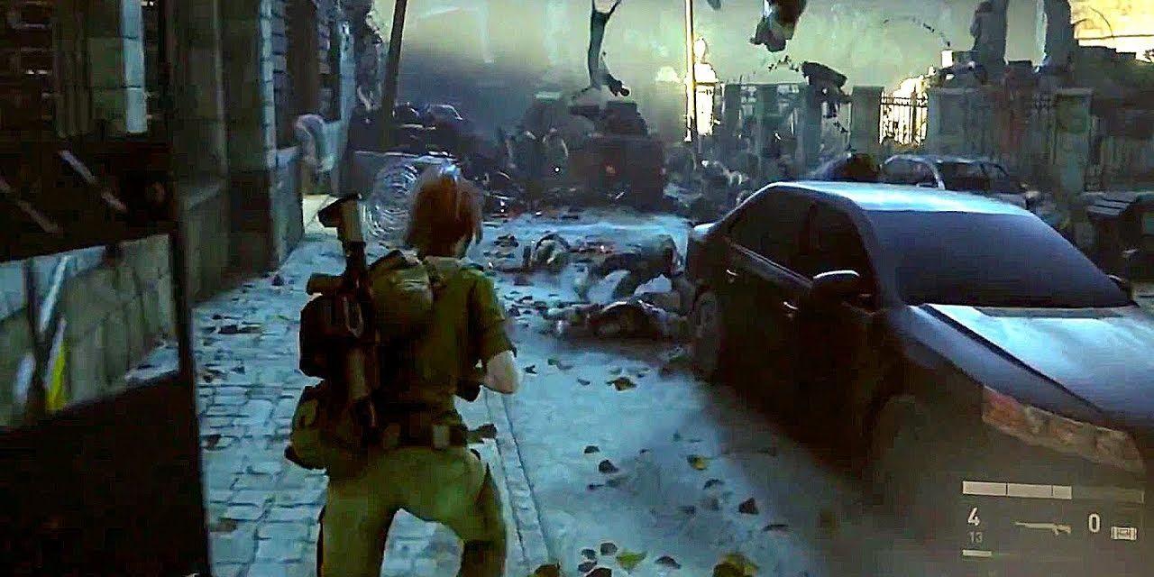 New World War Z Gameplay Trailer